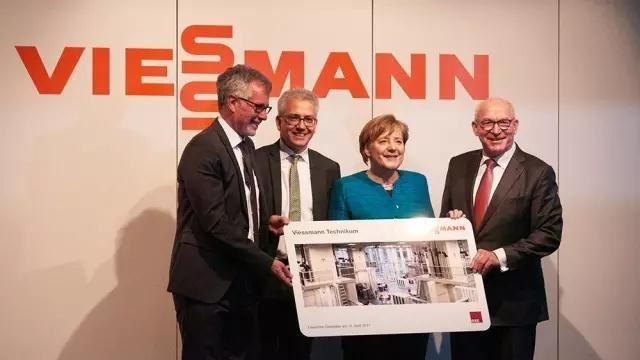 菲斯曼科技中心德国开幕,总理默克尔也来「一探究竟」